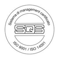 Sistema di managemente certificato